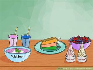 Expert Advice on How to Stay Cool in Warm Weather - wikiHow