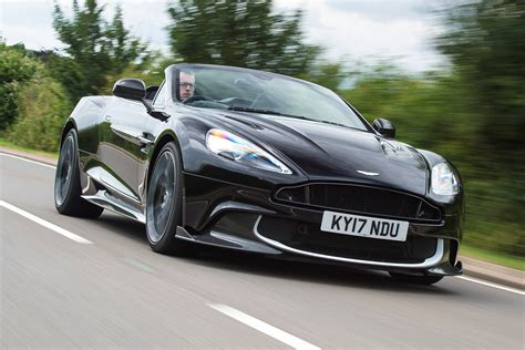 Review Aston Martin Vanquish by 2017 Aston Martin Vanquish S Volante Review Pictures