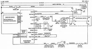 Whirlpool Dryer Schematic Wiring Diagram