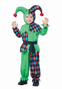 Mardi Gras Jester Costumes for Kids - Costume Kids