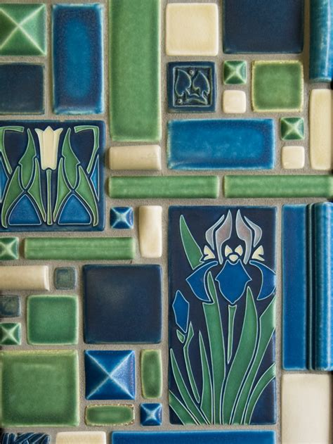 Pewabic Tile In Detroit by Motawi Tileworks American Craft Council