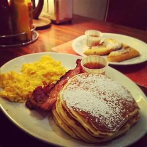 american breakfast on Tumblr