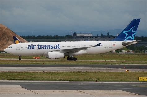 airbus a330 200 air transat 28 images c gtsz air