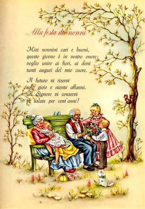 testo sui nonni gif animate e card sui nonni