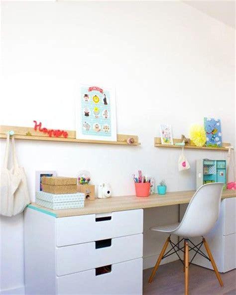 bureau pour deux enfants 17 meilleures idées à propos de bureau pour enfant sur