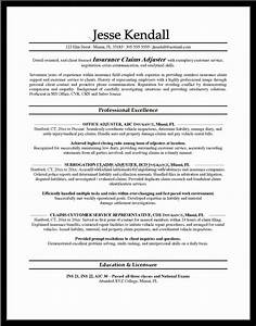 19 claims adjuster resume melvillehighschool With claims adjuster resume objective