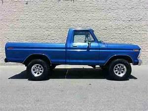 Buy Used 1979 Ford F150 4x4 Short Bed Rebuilt 351 V8 Less