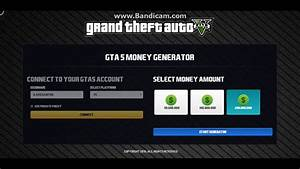 GTA 5 Online UNLIMITED MONEY GENERATOR No SURVEY No