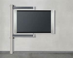 Tv Halterung Höhenverstellbar : wissmann tv wandhalterung solution art 112 ~ Whattoseeinmadrid.com Haus und Dekorationen