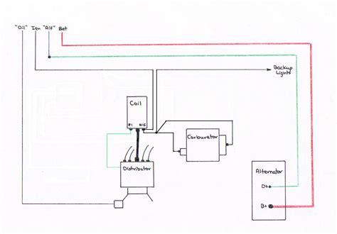 Vw Distributor Wiring Diagram by Vw Distributor Wiring Wiring Diagram