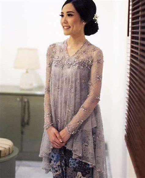 pin  ineng zurias  fashion dresses kebaya dress kebaya