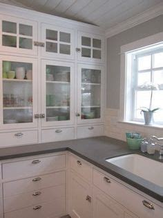 laminate kitchen backsplash crown molding pairs well with shaker style cabinetry 3633