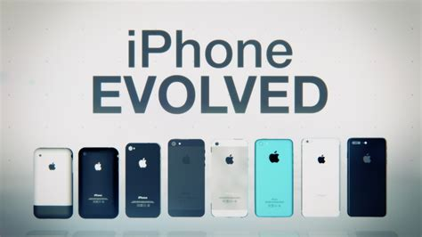 what was the iphone the iphone evolved technology