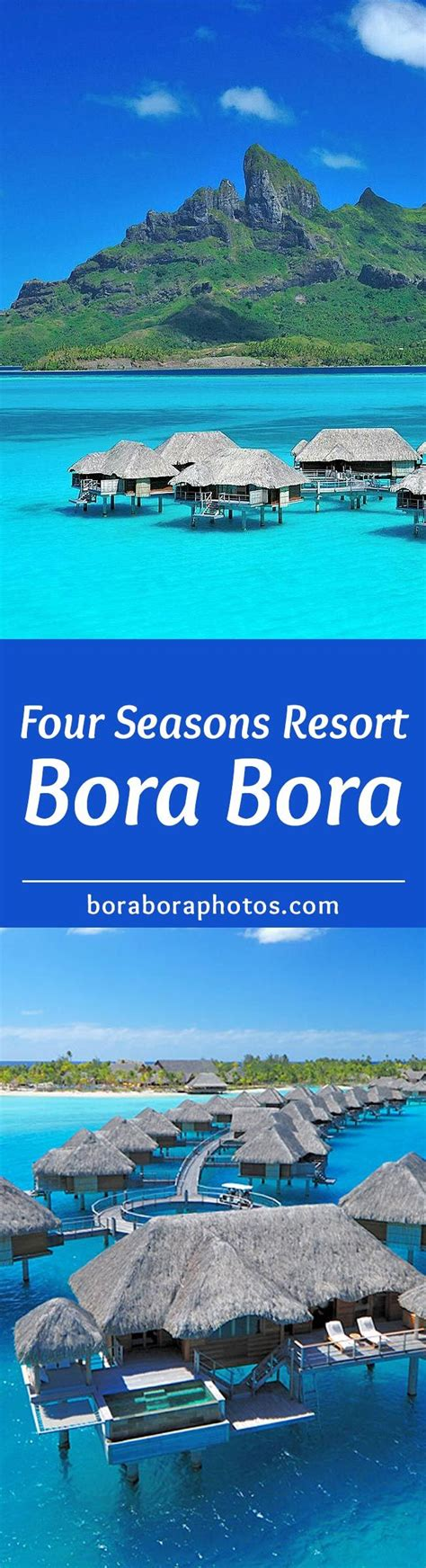 Four Seasons Resort A Pristine Paradise Complete With