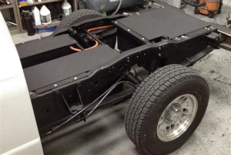 Fan Boat Conversion by Electric Conversion Kit For Ford Ranger