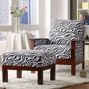 le fauteuil zebre dans 40 photos inspirantes With canape et fauteuil crapaud