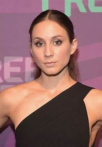 Troian Bellisario At 2016 ABC Freeform Upfront In NY ...