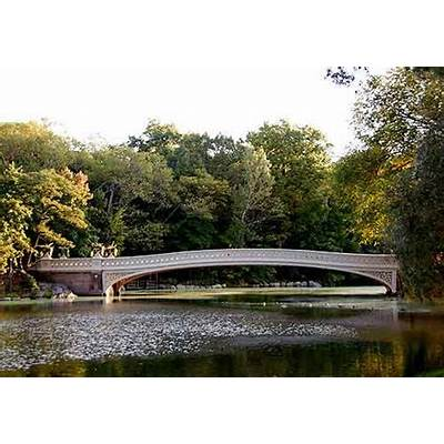 Bow Bridge - The Official Website of Central Park NYC