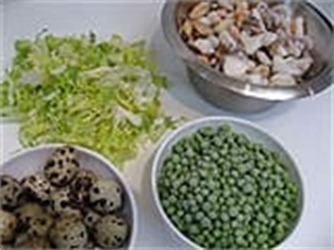 salade de fruits de mer la recette illustree meilleur