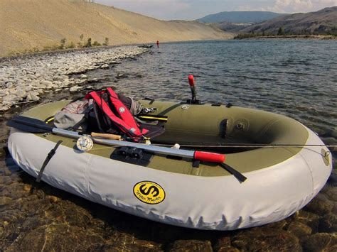 Fly Fishing Inflatable Boat by Fly Fishing Inflatable Rafts Boats Water Master