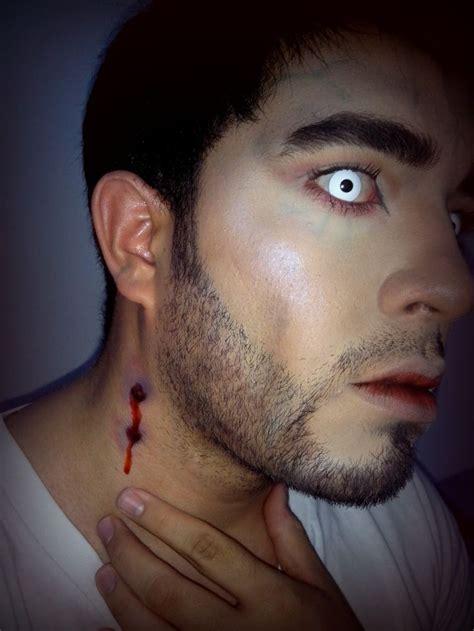 vampire makeup male orginal halloween  masterpieces