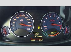 Alpina B3 BiTurbo 2014 acceleration 0300 kmh YouTube