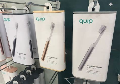 Quip Electric Toothbrush Sale! Just $20 at Target! No Coupons!