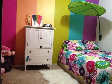 My 5 Year Old's Rainbow Room!  Girls Rooms Pinterest