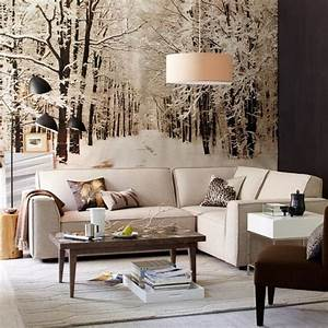 20 light winter decoration ideas creating warm and bright for Winter interior decorating ideas