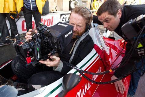 Ron Howard filming