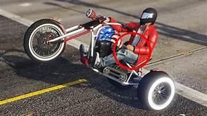 Image De Moto : une moto trois roues nouveau dlc biker gta 5 online youtube ~ Medecine-chirurgie-esthetiques.com Avis de Voitures