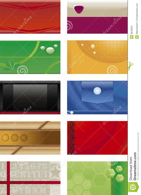 business cards backgrounds royalty  stock images