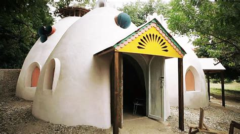 Rebuilding Sustainably With Earthbag Houses
