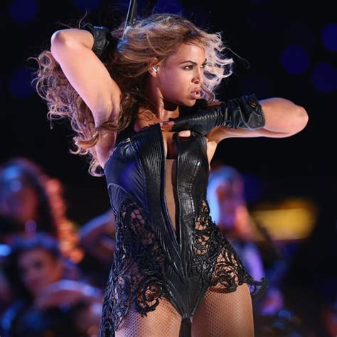 Beyonce Super Bowl 2013 Half Time Performance Pictures