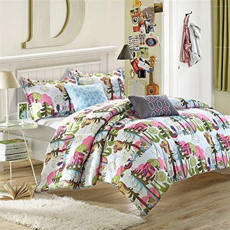 owl comforter set owl bedding for adults webnuggetz