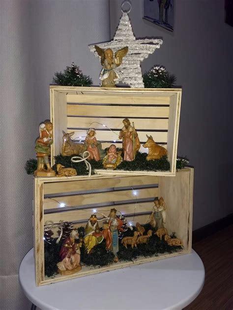 mi fiesta creativa usa cajas de madera  colocar