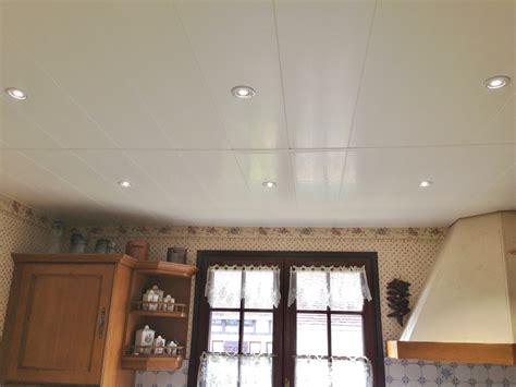 plafond pvc cuisine beau comment poser un lambris pvc au plafond avec cuisine