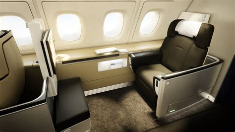 siege business air 12 class airplane seats and suites that are nicer