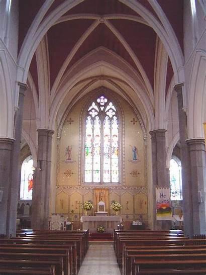 Church Interior Collooney Assumption Jas Homepage