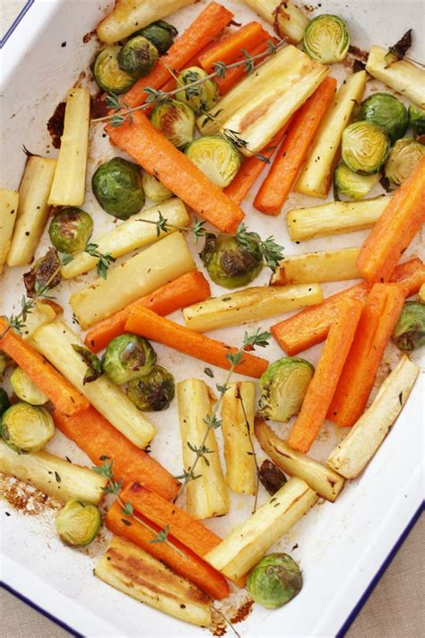 A meristem is the growing tip of a plant shoot from which all other plant organs develop, he says. Easy Christmas Vegetable Traybake | Recipe | Easy dinner ...