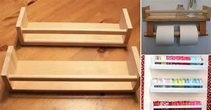 Étagère À Épices Ikea : utiliser les etag res a epices ikea en dehors de la cuisine ~ Nature-et-papiers.com Idées de Décoration