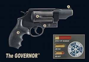 Smith & Wesson Governor Revolver - $631.13 ($5.99 S/H on ...