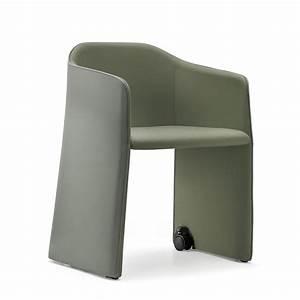 Rollen Für Sessel : laja 889g f r bars und restaurants moderner sessel mit rollen aus aluminium mit stoff oder ~ Frokenaadalensverden.com Haus und Dekorationen