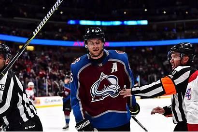 Avalanche Colorado Canadiens Depth Nhl Chart Defensive