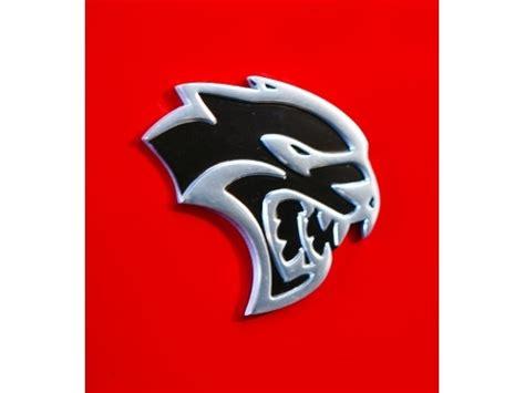Hellcat Emblem - Right Hellcat 68269896AA