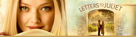 popentertainment letters to juliet 2010 review letters to juliet 2010 covering media 30415
