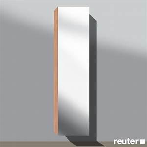 Bad Hochschrank Spiegel : burg pli hochschrank mit 1 spiegelt r front verspiegelt korpus bambus natur hsae040lf0139 ~ Frokenaadalensverden.com Haus und Dekorationen