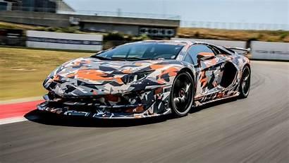 Lamborghini Aventador Svj Wallpapers 4k Cars Backgrounds