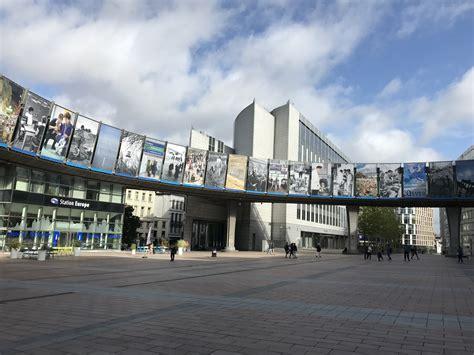 parlamento europeo sede bruxelles parlamento europeo sede edificio di strasburgo in francia