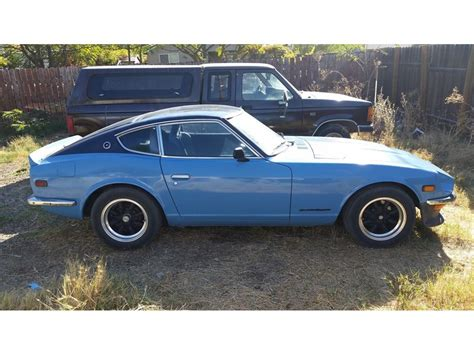 Datsun 240z For Sale In California by 1972 Datsun 240z Antique Car Willows Ca 95988